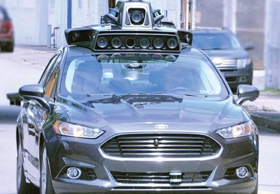 全球无人驾驶技术排名:苹果特斯拉竟然垫底 百度上榜