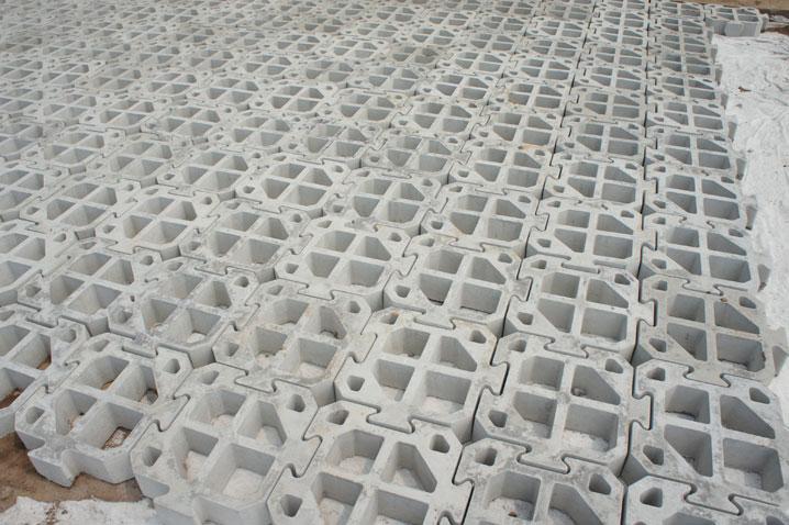 生态连锁砖